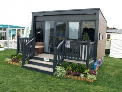 Fensys Decking on Swift S - Pod