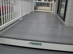 Fensys Premium Excel Driftwood Deck Borad