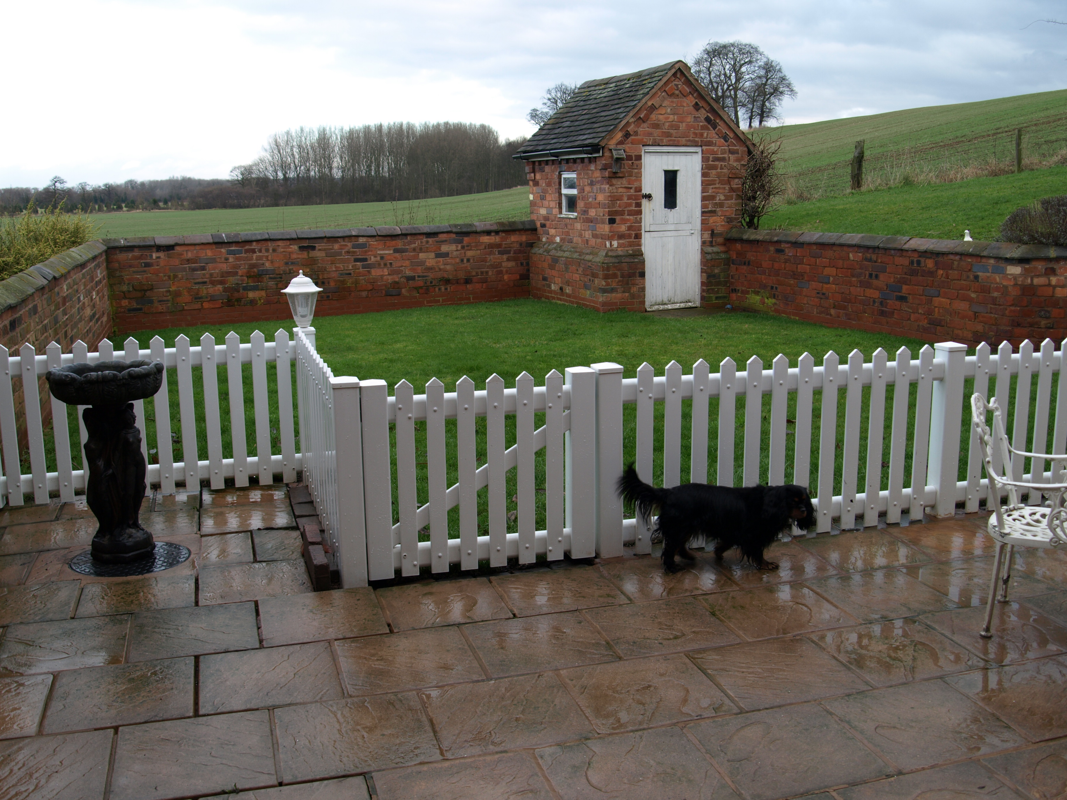 UPVC Fencing Gallery