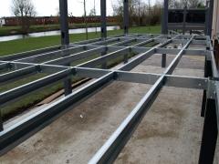 FENSYS Steel metal subframe2