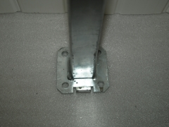 FENSYS Steel metapost base plate