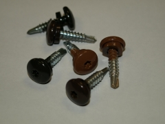 Fensys colour matched 25mm tech screw