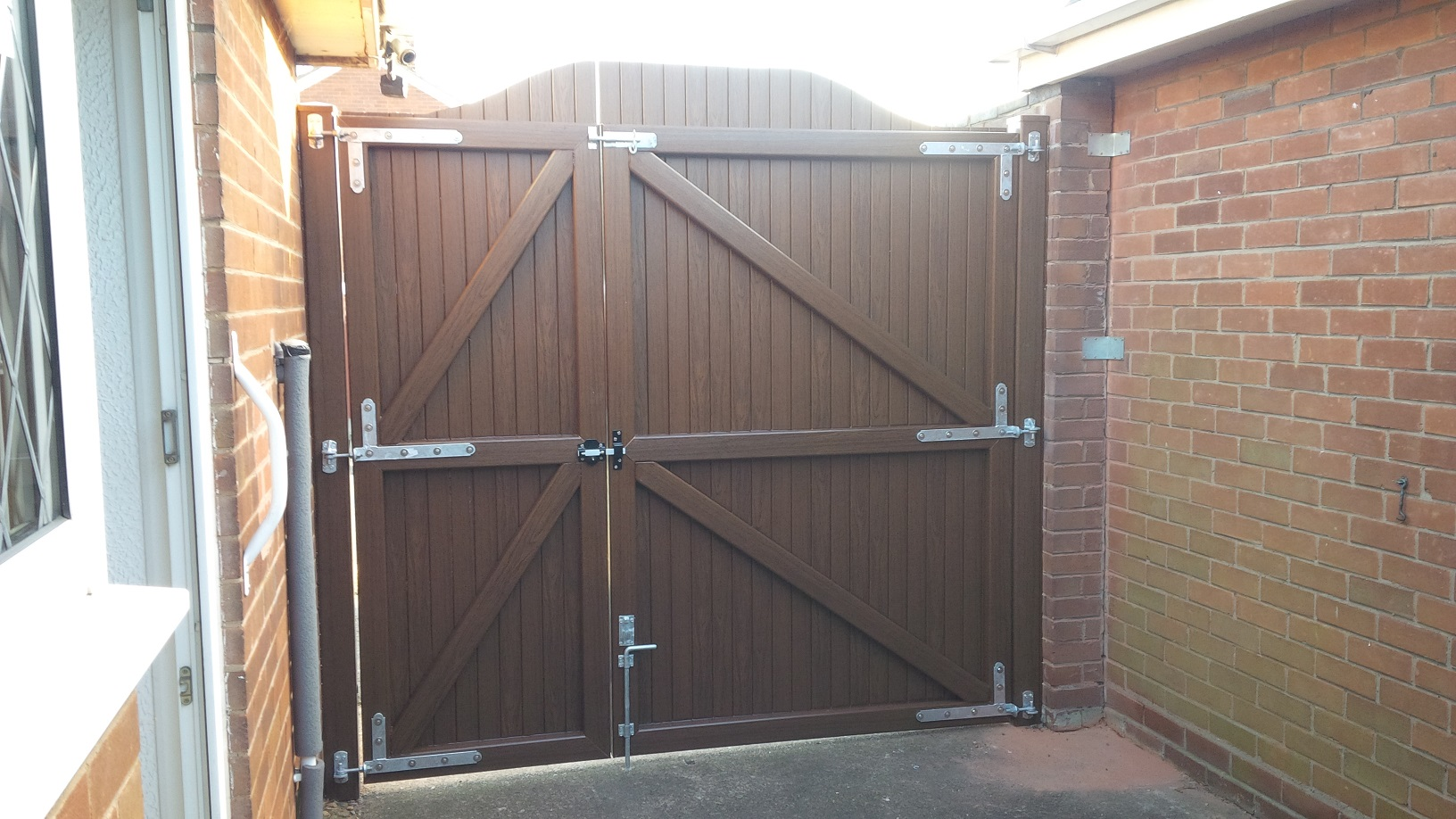 Garden And Driveway Gates Gallery Fensys