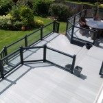 gayle grey balustrade with driftwood premium excel deck board