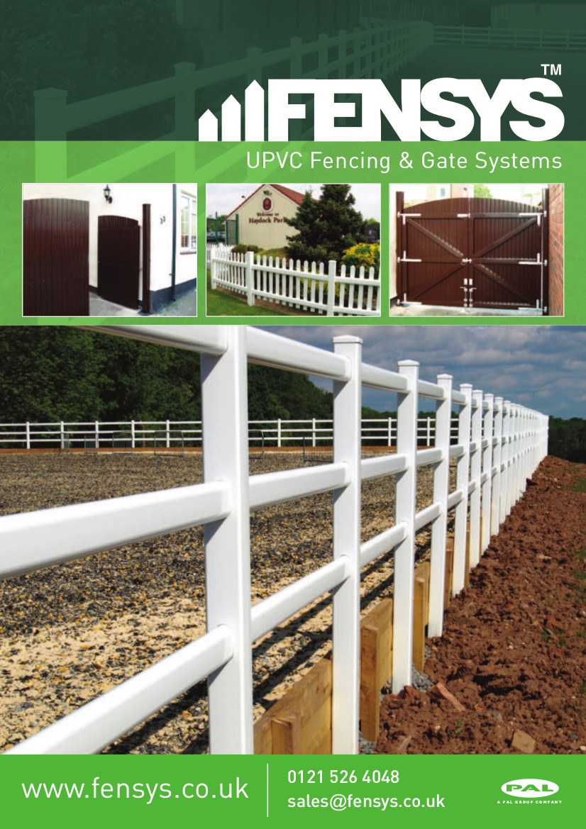 FENSYS_ Fencing & Gate Systems