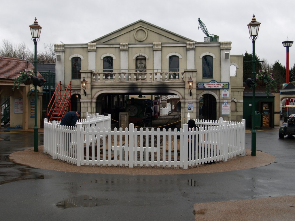 Drayton Manor 1