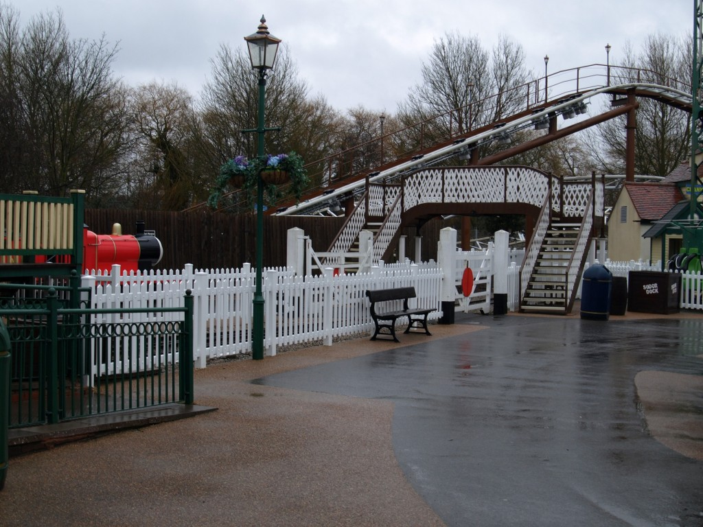 Drayton Manor 2