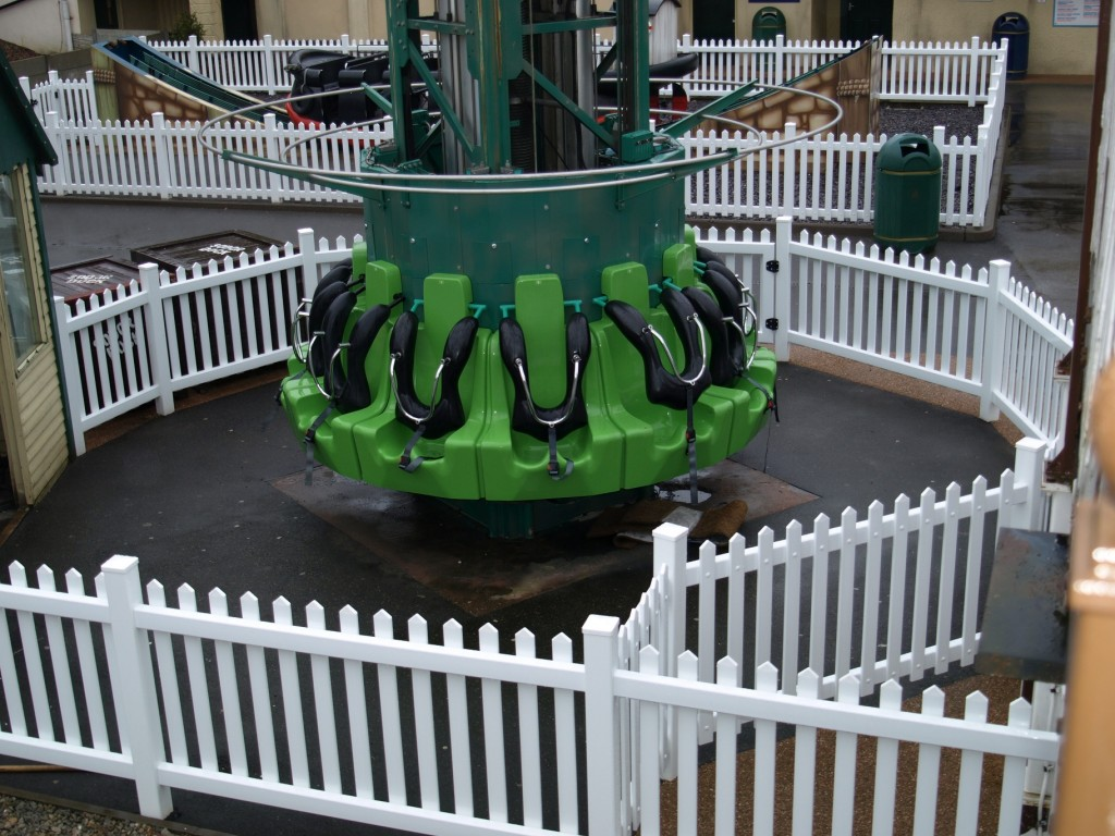 Drayton Manor 3