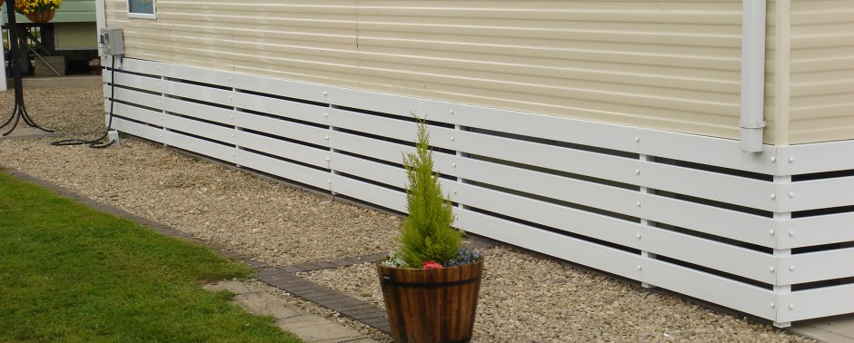 Upvc Decking Suppliers Fencing And Gates For Caravans